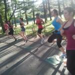 female personal trainers Drummoyne