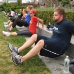 Personal trainings haberfield