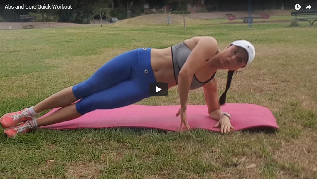 Abs & Core Quick Workout