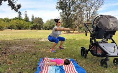 How to get back into fitness after pregnancy.