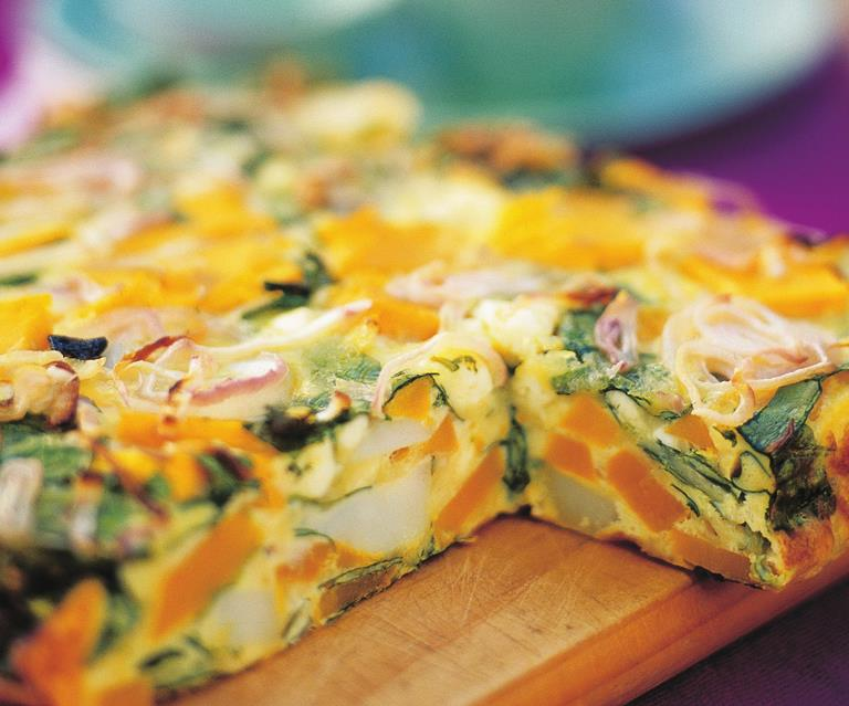 Healthy Fritatta Recipe.