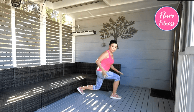 How to do Lunges Video