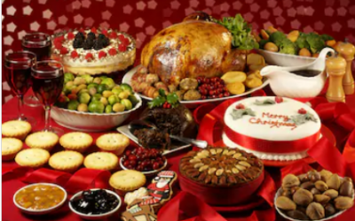 How to avoid gaining weight during Christmas